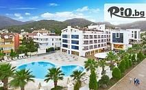 Аll inclusive почивка в Мармарис, Турция в Хотел Ideal Pearl 4*, Важи и за майските празници на цена от 64.40лв, от ТА ANGEL TRAVEL.