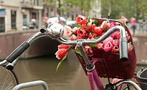 Амстердам за Великден за 760 лева за 3 нощувки с летищни такси.