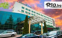 Делнична почивка във Велинград до края на Юли! 5 нощувки със закуски и вечери + СПА, безплатен лекарски преглед и балнео процедури, от Хотел Здравец Wellness andSpa 4*