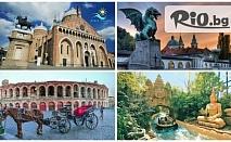 5-дневна екскурзия до Любляна, Падуа, Верона, Венеция и увеселителен парк Гардаленд! 3 нощувки със закуски + автобусен транспорт, от Еко Тур Къмпани
