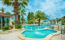 За една нощувка, закуска, вечеря, открит басейн и безплатен интернет в хотел Anna Maria Paradise - Касандра, Калкидики / 18.04.2017 - 20.05.2017