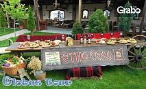 Еднодневна екскурзия до Крива паланка, с включен обяд в Етно село Тимчевски