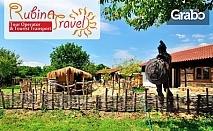 Еднодневна екскурзия до Плиска, Мадара и Неолитното селище в с.Неофит Рилски на 6 Септември