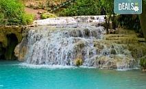 Екскурзия за 1 ден до Деветашката пещера, Крушунските водопади и Ловеч на дата по избор - транспорт и водач от Глобус Турс!