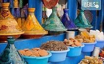 Екскурзия до перлите на Мароко - Агадир, Ессауира, Маракеш: 7 нощувки със закуски и вечери, двупосочен билет, летищни такси и програма