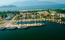 Filippion Hotel 2*,  Кавала. НОЩУВКА+ЗАКУСКА. Малък хотел намиращ срещу пристанище Керамоти на 150м от плажа.