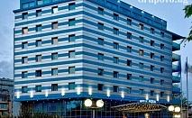 Гергьовден в хотел Аква, Бургас. 1, 2 или 3 нощувки със закуски и празнична вечеря + СПА с уникален басейн