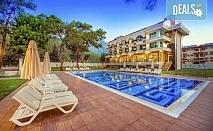 Късно лято в Grand Ring Hotel 5*, Кемер, Анталия! 7 нощувки на база All Inclusive, възможност за транспорт! Дете до 12 години безплатно!