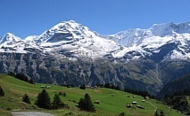Комбинирана екскурзия до Швейцария и Италия - алпийско приключение с Глетчер експрес: 6 нощувки със закуски в 3* хотел само за 1098 лева