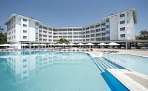 Лятна почивка в Айвалък с автобус - 7 нощувки на база All inclusive в хотел Dikili Halic Park 4* от 496 лв.