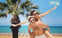 Лятна почивка в хотел Акрополи 3* по крайбрежието на Дуръс, Албания! 7 нощувки със закуски и вечери, транспорт, посещение на Охрид и Скопие от София Тур!