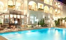 Лятна почивка в Хотел Kronos, Платамонас! Нощувка със закуска + ползване на открит басейн!