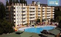 Лятна почивка в Кушадасъ, Турция! 7 нощувки на база All Inclusive във Flora Suites 3*, безплатно за дете до 12.99 г.