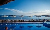 Лято 2017 в Гърция! Хотел Akti, Уранополи на метри от плажа - пакети с включени закуска и вечеря с до 35% намаление