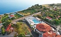 Лято в Гърция! Нощувка, закуска + басейн, чадър и шезлонг на плажа в хотел Ismaros, Марония