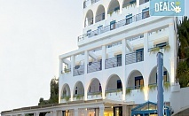 Нощувка на човек на база Закуска, Закуска и вечеря, All inclusive в Secret Paradise Hotel, Халкидики