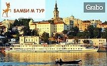 Майски празници в Сърбия! 2 нощувки със закуски в Белград и Върнячка баня, плюс транспорт и туристическа програма
