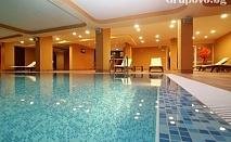 Минерален басейн и СПА в Балнео хотел Медикус, Вършец през Февруари! Нощувка със закуска за ДВАМА на супер цена