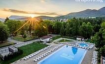 Минерален басейн и СПА през Юли в Балнео хотел Медикус, Вършец! Нощувка със закуска за ДВАМА на ТОП ЦЕНА