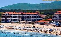 На море в Царево! Нощувка от Апарт хотел Реджина Маре + ползване на външен басейн, чадър и шезлонг край басейна