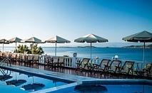 Море 2017 в Гърция! Хотел Akti, Уранополи на метри от плажа - пакети с включени закуска и вечеря!