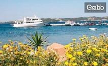 На море в Халкидики през Септември! 7 нощувки за двама или трима, на остров Амулиани