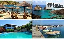 На море в Халкидики през Юли и Август със собствен транспорт! 5 нощувки със закуски и вечери в хотел Toroneos Hotel 2*+, от Космополитън Травъл