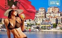 На море в Саранда, Албания, през юни или септември! 5 нощувки със закуски, транспорт, екскурзовод и туристическа програма