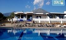 Нощувка на база Само стая, Закуска, Закуска и вечеря в Samothraki Beach Apartments & Suites Hotel