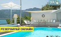 Нощувка на база Закуска в Mare Monte Small Boutique Hotel 3*, Хриси Амудия (Тасос), о. Тасос