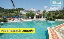 Нощувка на база Закуска и вечеря, All inclusive в Mendi Hotel 4*, Касандра, Халкидики