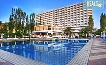 Нощувка на база Закуска и вечеря в Pallini Beach Hotel 4*, Калитеа, Халкидики
