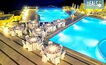 Нощувка на база Закуска, Закуска и вечеря, Закуска, обяд и вечеря в Sivota Diamond Spa Resort