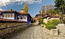Нощувка, закуска и вечеря само за 20 лв. на ден в комплекс  Галерия, Копривщица.