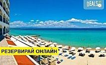 5+ нощувки на човек на база Закуска и вечеря в Ammon Zeus Hotel 4*, Калитеа, Халкидики