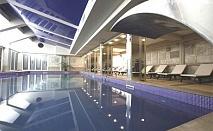 2 или 3 нощувки, закуски, вечери + басейн и СПА с МИНЕРАЛНА вода в хотел Стримон Гардън*****, Кюстендил