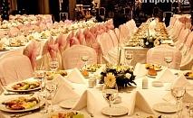 Нова година в Турция! Транспорт, 2 нощувки със закуски и вечери, Новогодишен куверт и СПА в хотел SILVERSIDE HOTEL 5* Чорлу