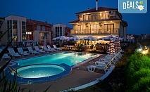 Открийте сезона в хотел Музите 3*, Созопол! 2 или 3 нощувки със закуски или закуски и вечери, ползване на басейн, безплатно за дете до 7г.!