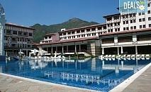 Почивайте пълноценно в СПА хотел Орфей 5*, Девин! 1,2 или 3 нощувки със закуски, ползване на минерални басейни и СПА, безплатно за дете до 3г.!