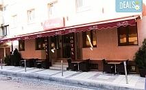 Почивка в хотел Виктория 3*,гр. Варна!  Една нощувка, безплатно за дете до 7г.