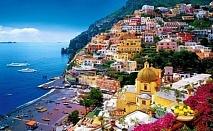 Почивка в Кампания с директен чартърен полет до Неапол: 7 нощувки със закуски и вечери в хотел MARINA CLUB 3* само за 718 лева