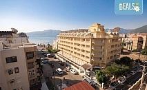 Почивка в Мармарис през юни, с Джуанна Травел! 7 нощувки на база All inclusive в Cle Seaside Hotel 3*, възможност за транспорт!