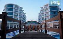 Почивка в Notion Kesre Beach Hotel 4*+, Кушадасъ, Турция през септември! 7 нощувки на база All Inclusive и възможност за транспорт!