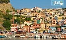 Почивка в Парга - красавицата на Йонийско море, през май, юни или септември! 4 нощувки със закуски в хотел 3*, транспорт и екскурзовод
