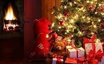 Подарете си Новогодишна ваканция със специално шоу, Гала вечеря и фоерверки за ДВЕ нощувки в отделна ВИЛА с камина - хотел Ismaros / 28.12.2016 - 04..01.2017