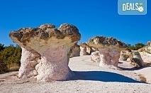 Посетете Перперикон, Кърджали и Каменните гъби с еднодневна екскурзия с транспорт и водач от Комфорт Травел!