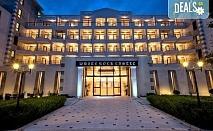 Празнувайте Гергьовден в Балчик! 2 или 3 нощувки със закуски и Празнична вечеря, настаняване в луксозна стая в хотел White Rock Castle 4* , СПА, дете до 2.99г. - безплатно