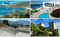 Ранно лято в Бодрум, Турция! 7 нощувки на база All Inclusive в Хотел ROSSO VERDE 4* на цени от 275лв, от ТА Глобус Холидейс
