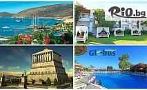 Ранно лято в Бодрум, Турция! 7 нощувки на база All Inclusive в Хотел Rexene 4*, от Глобус Холидейс