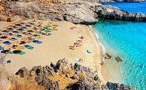 Септемврийски празници на о. Крит: директен полет от София на 22.09.2016: 3 нощувки в хотел по избор само за 670 лв